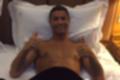Cristiano Ronaldo agora vende cobertores. E o 'comercial' é bizarro; veja (Divulgação)