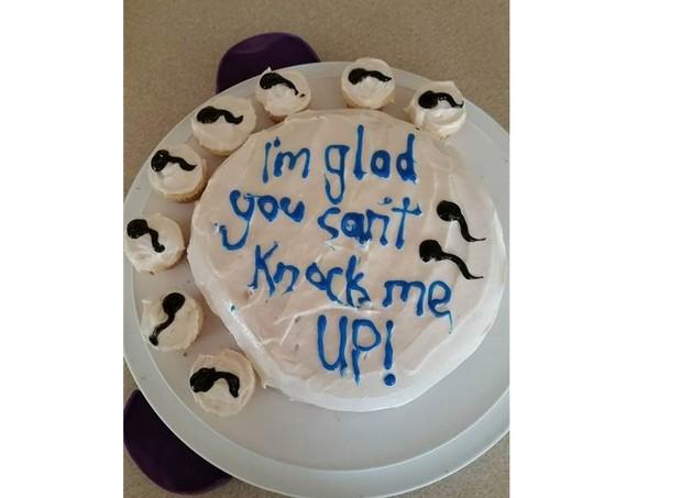 bolo (Foto: reprodução/ Today)
