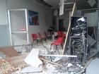 Caixa eletrônico é explodido e grupo foge atirando no Agreste da Paraíba