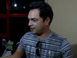 Werley José de Camargo (Foto: Reprodução/TV Globo)