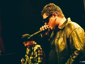 Banda U2 Cover Rio se apresenta neste sábado em Resende (Foto: Divulgação)