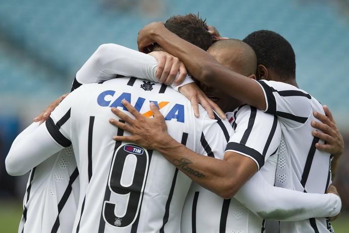 Corinthians x Bayer (Foto: Daniel Augusto Jr/Ag. Corinthians)
