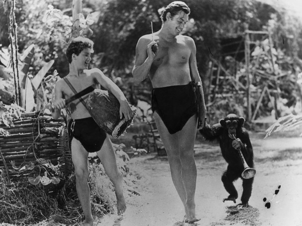 Johnny Weissmuller (Foto: Getty Images)