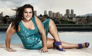 Amali Fernandes - Plus Size  (Foto: Max Oliveira / LT3 Studios)