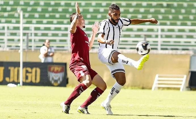 Edson Sitta volante Bragantino x Juventus (Foto: Alê Vianna/C.A Juventus)