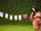 Mãe de 5 após fertilização, psicóloga engravida e festeja 1ª menina: 'Sonho'