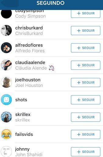 Justin Bieber passa a seguir Claudia Alende (Foto: Reprodução/Instagram)