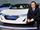 Honda mostra o cupê híbrido plug-in AC-X em Tóquio