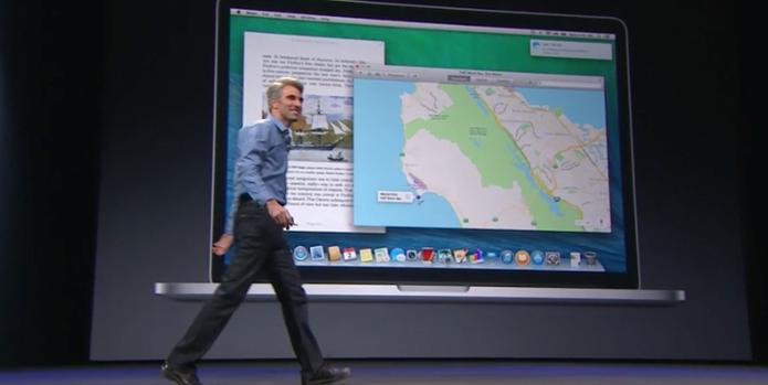 OS X Yosemite será gratuito  (Foto: Reprodução/Apple)