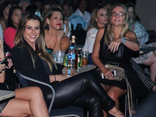 Cleo Pires em show em São Paulo (Foto: Manuela Scarpa/ Brazil News)