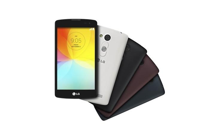 LG G2 Lite tem tela 4,5 polegadas, Android KitKat e processador quad-core (Foto: Divulgação/LG)