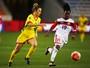 Trinidad goleia e vê meninas dos EUA nas semis da seletiva para os Jogos