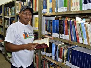 Dorival Oronao quer voltar para a aldeia e lecionar (Foto: Rosiane Vargas/G1)