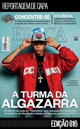Capa - Edição 816 (home) (Foto: ÉPOCA)