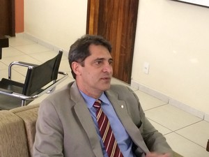 Fernando Veloso diz que força-tarefa para solucionar casos começa em março (Foto: Henrique Coelho/G1)