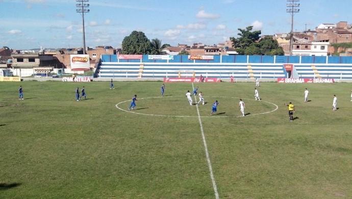 Chã Grande x Ypiranga-PE (Foto: Divulgação / Federação Pernambucana de Futebol)