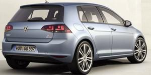 Volkswagen Golf sétima geração (Foto: Divulgação)