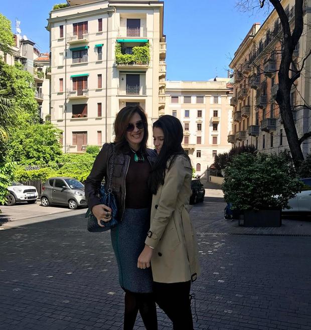 Cláudia Raia e Sophia (Foto: Reprodução/Instagram)