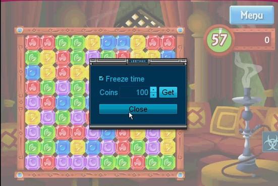 screenshot de Leethax Firefox Extension