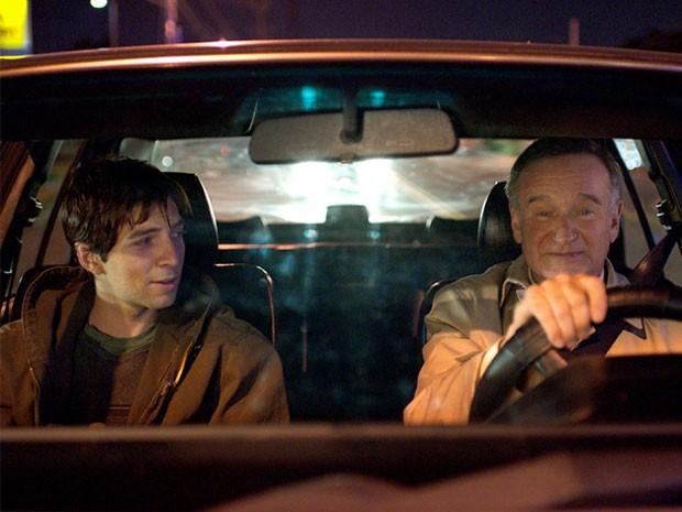 Robin Williams em cena de 'Boulevard' (Foto: Divulgação)