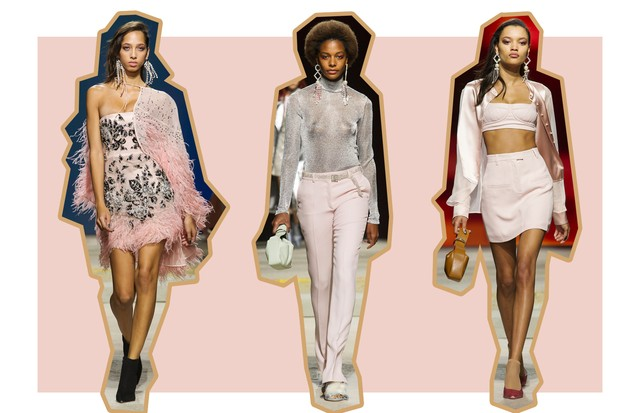 Tons Sorbet: Topshop (Foto: ImaxTree, Antonio Barros e Getty)