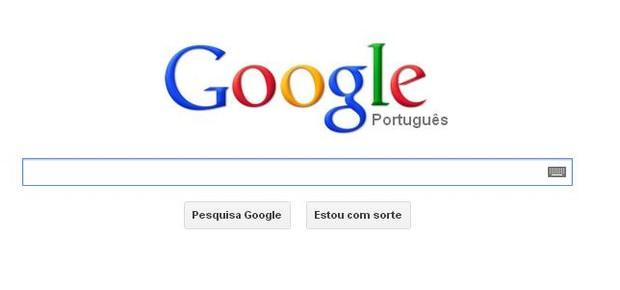 Google: será que os doodles terão companhia? (Foto: Reprodução Internet)