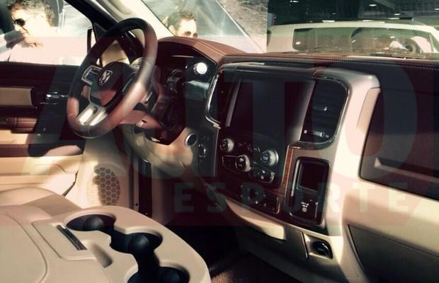 Nova-RAM-2500-interior (Foto: Alex Dal Pozzo)