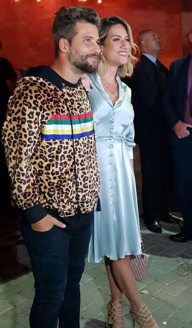 Bruno Gagliasso e Giovanna Ewbank (Foto: QUEM)