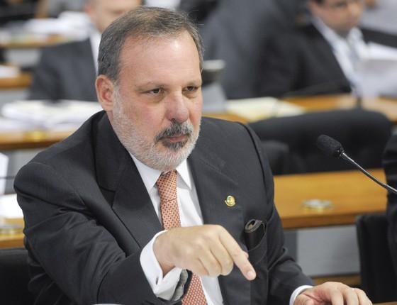 O senador Armando Monteiro (PTB-PE) (Foto: Marcos Oliveira/Agência Senado)