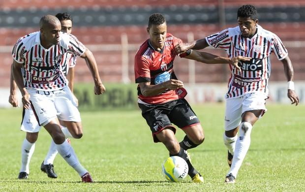 Paulista Jundiaí x Ituano Paulistão (Foto: Miguel Schincariol / Ituano FC)