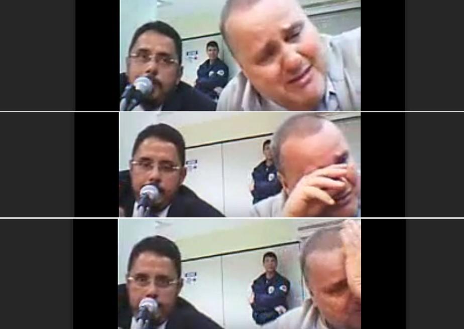 Juiz decide manter Geddel Vieira Lima em prisão preventiva; ex-ministro chora