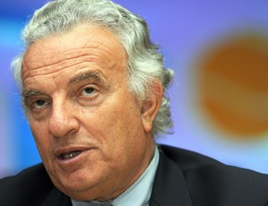 Francesco Ricci do COI coletiva (Foto: AFP)