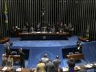 Senadores ainda discutem impacto da prisão de Delcídio do Amaral
