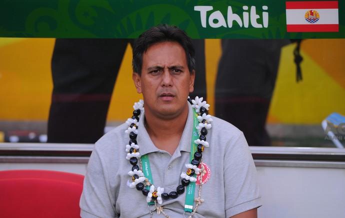Eddy Etaeta taiti técnico (Foto: Getty Images)