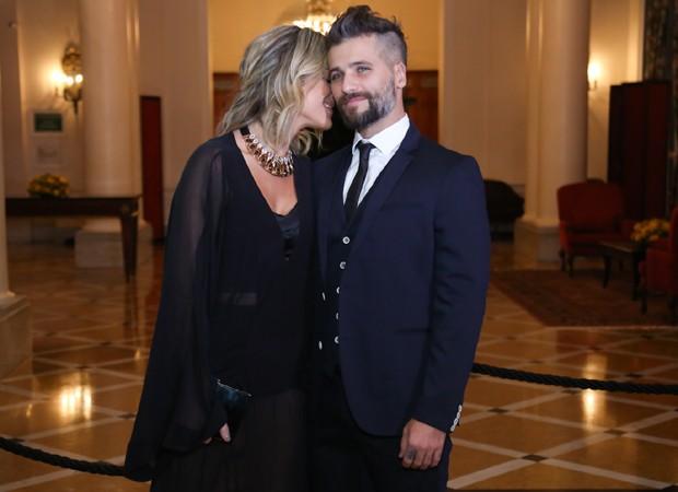 Giovanna Ewbank e Bruno Gagliasso (Foto: Roberto Filho/Brazil News)