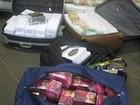 Ambulante é preso com mercadoria contrabandeada em Cristinápolis, SE