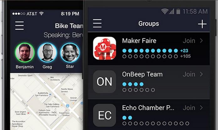 Aplicativo e Bluetooth dos smartphones complementam as funcionalidades do aparelho (Foto: Divulgação)