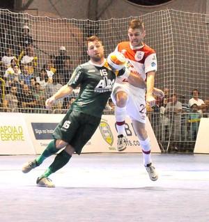 Sorocaba Futsal x Assoeva, Liga Nacional, Arena Móvel (Foto: Danilo Camargo / Futsal Brasil Kirin)