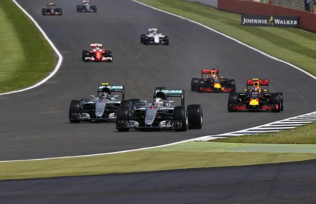 Grande Prêmio da Inglaterra (Foto: Divulgação)