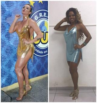 Juju Salimeni e Bianca Monteiro (Foto: Reprodução/Instagram)