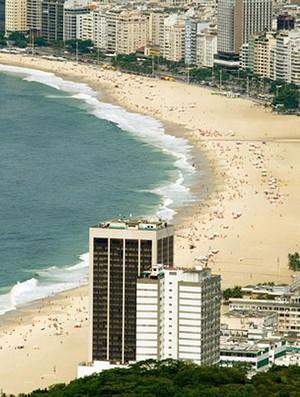 RIo de Janeiro - Praia de Copacabana (Foto: Riotur)