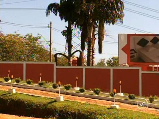 Policial morreu depois de ser baleado em cozinha de motel em Jundiaí (Foto: Reprodução/TV TEM)