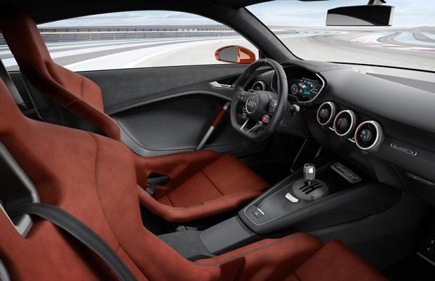 Conceito Audi TT Clubsport Turbo (Foto: Divulgação)