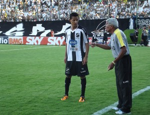 Givanildo Oliveira, técnico do ABC (Foto: Jocaff Souza/GLOBOESPORTE.COM)