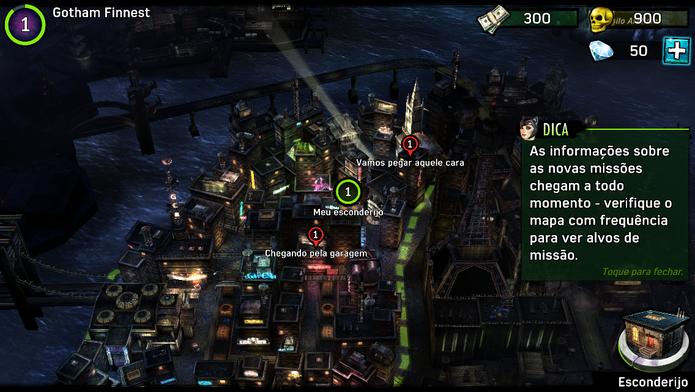 Como baixar e jogar Batman: Arkham Underworld (Foto: Reprodução/Felipe Vinha)