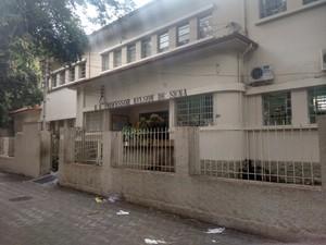 Aulas da Escola Estadual Nelson de Sena foram suspensas, em protesto à PEC (Foto: Zana Ferreira/G1)