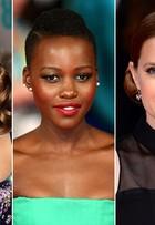 Aprenda o make de Lupita, Amy Adams e mais famosas no BAFTA