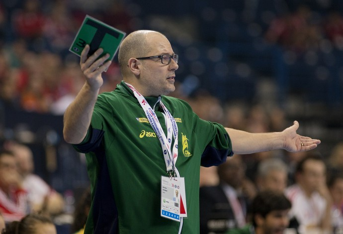 Morten Soubak Brasil handebol Mundial sérvia (Foto: Cinara Piccolo/Photo&Grafia)
