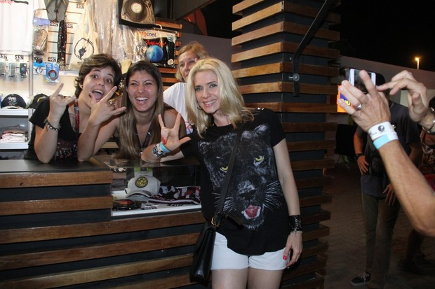 Leticia Spiller (Foto: THYAGO ANDRADE/FOTO RIO NEWS)