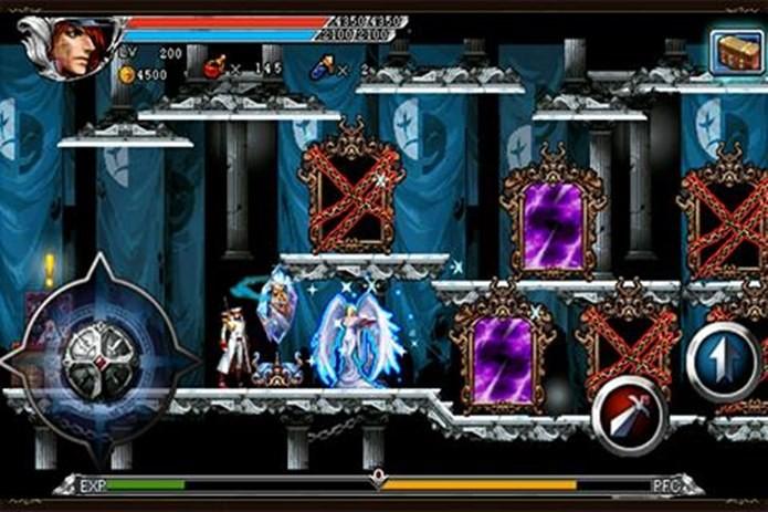 Castle of Shadows preenche a lacuna de uma Castlevania para Android (Foto: Divulgação)